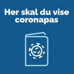Krav om Coronapas