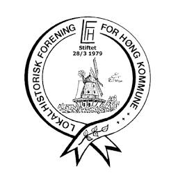 Logo for Høng Lokalhistoriske Forening