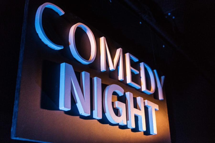 Comedy Night i Odsherred tetaer