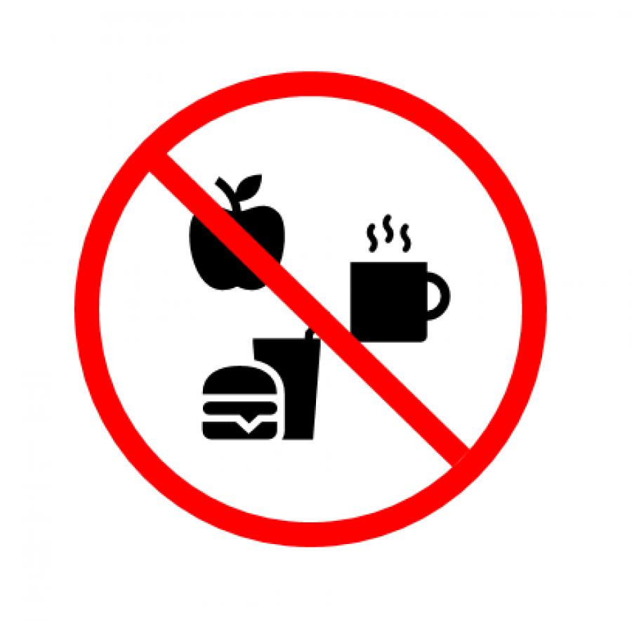 Ingen mad og drikke på bibliotkerne